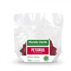 PETISKOS DE BETERRABA