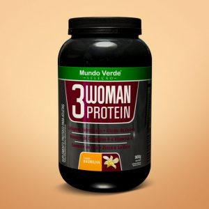 3 WOMAN PROTEIN