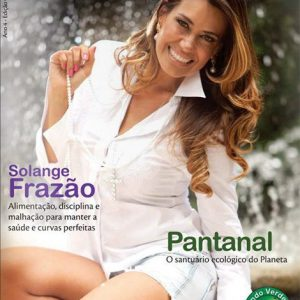 Revista Mundo Verde – Solange Frazão