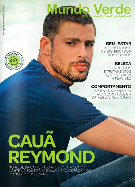 Revista Mundo Verde Caua Reymond