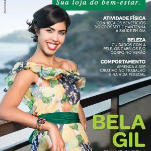 Revista Mundo Verde – Bela Gil