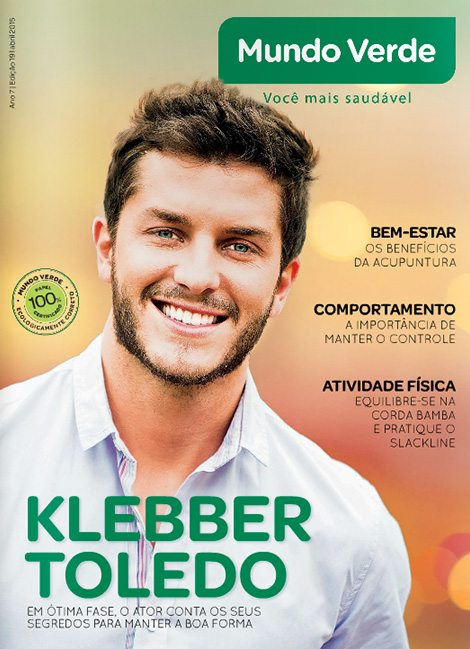 Revista Mundo Verde Kleber Toledo