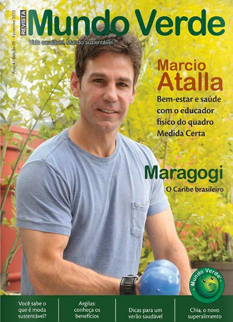 Revista Mundo Verde Marcio Atalla