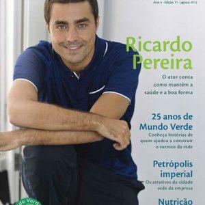 Revista Mundo Verde – Ricardo Pereira