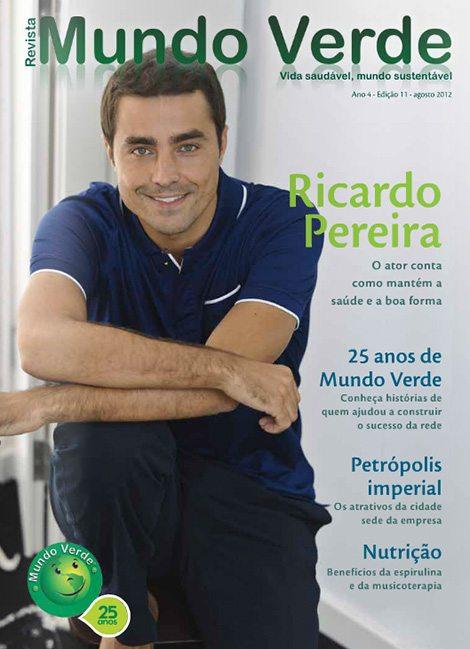 Revista Mundo Verde Ricardo Pereira