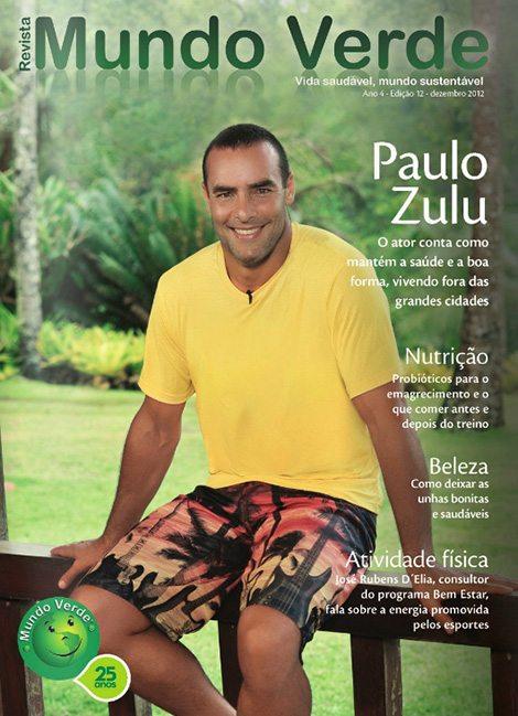 Revista Mundo Verde Paulo Zulu