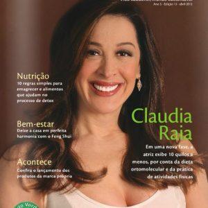 Revista Mundo Verde – Claudia Raia