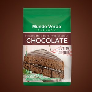 MISTURA PARA BOLO INTEGRAL DE CHOCOLATE