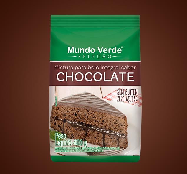 Mistura para Bolo - Chocolate