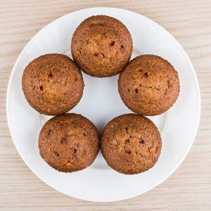MUFFIN FORMIGUEIRO
