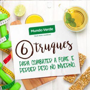 INVERNO: 6 DICAS PRA EMAGRECER