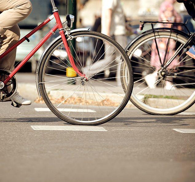 Oito motivos para você ir de bike