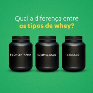 TIPOS DE WHEY