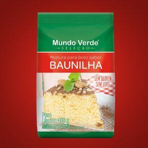 MISTURA PARA BOLO DE BAUNILHA SEM GLÚTEN