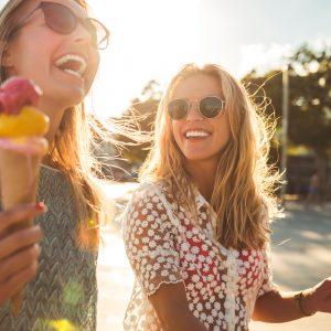 Se o verão pede sorvete, o Mundo Verde oferece o sorvete saudável.