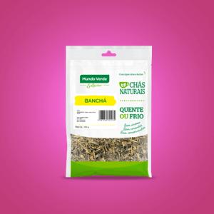 Chá in natura – Banchá – 200g