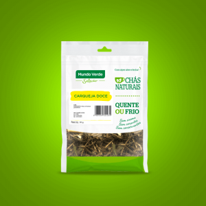 Chá in natura – Carqueja Doce – 30g