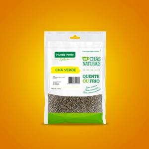 Chás in natura –  Chá Verde – 200g
