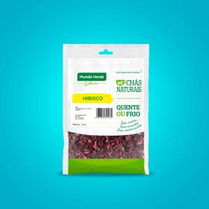 Chá in natura – Hibiscus – 50g