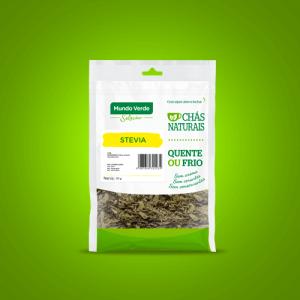 Chá in natura –  Stevia – 30g