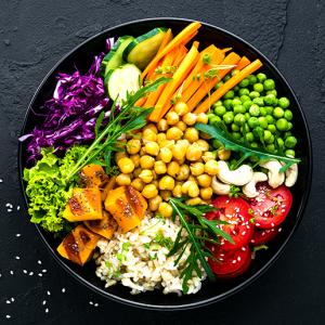 Conheça mais sobre a Dieta Pegan