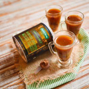Drink de Café MCT com Laranja