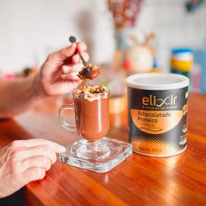 Cappuccino de Achocolatado Proteico