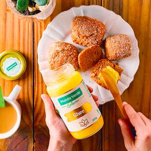 Conheça os benefícios da manteiga ghee para a saúde e inclua-a em seu cardápio!
