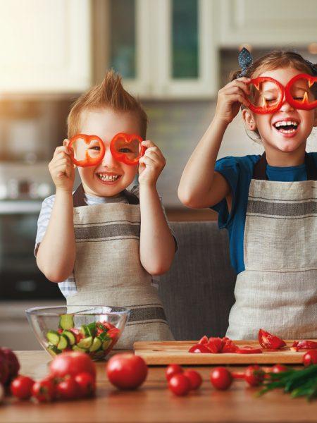 7 Dicas de Alimentação Saudável para Crianças