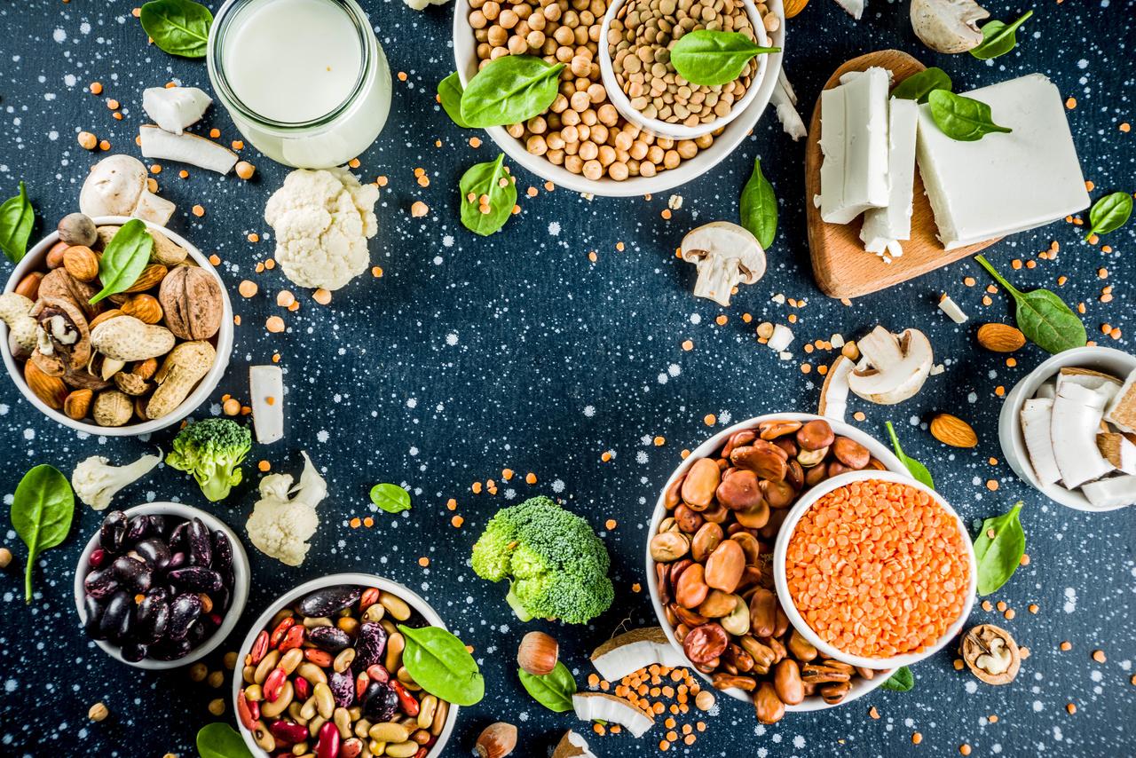 vegano e vegetariano diferenças