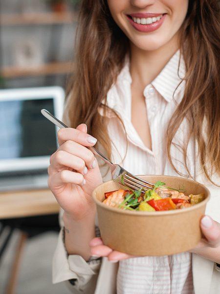 Alimentos que Ajudam a Manter a Concentração no Home Office