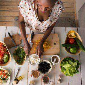 Dicas para começar a mudar os hábitos alimentares