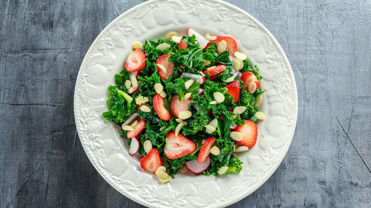 Salada de couve
