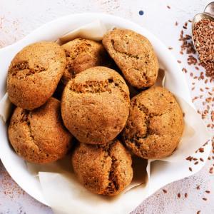 Receita de Pão de leite coco sem glúten