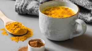 Receita de Golden Milk: a bebida milenar