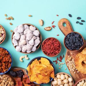 Como escolher um snack nutritivo e saudável?