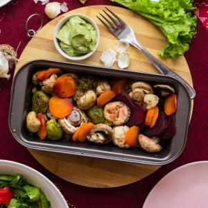 Natal Vegetariano: dicas saudáveis para ceia