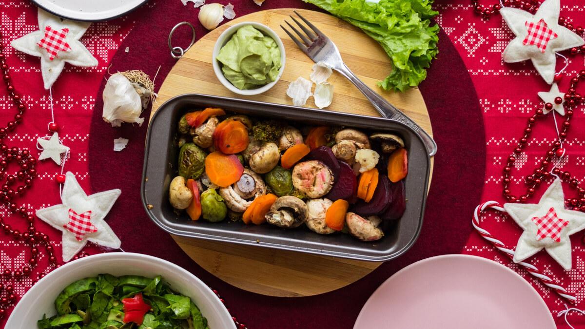 Natal Vegetariano
