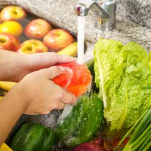 Como higienizar frutas, legumes e verduras?