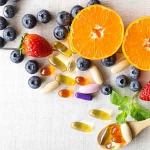 Vitaminas importantes no controle da ansiedade