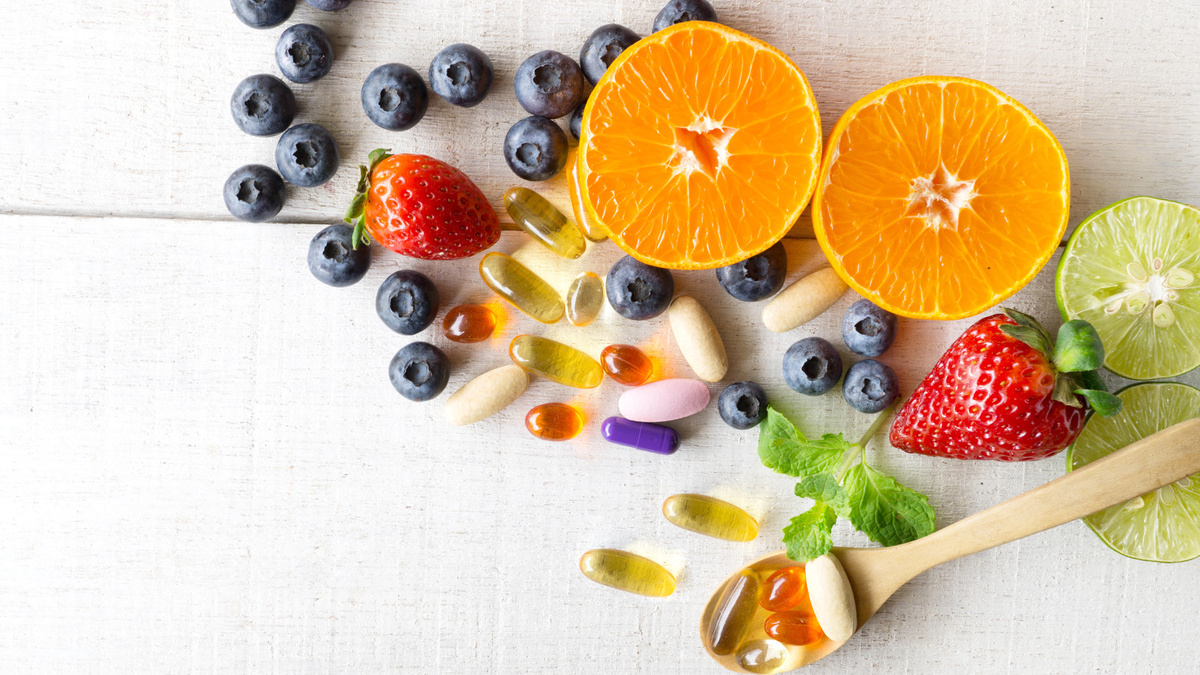 vitaminas para ansiedade
