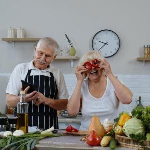 Alimentação e longevidade saudável