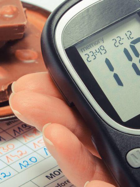 Pessoas com Diabetes podem comer chocolate?