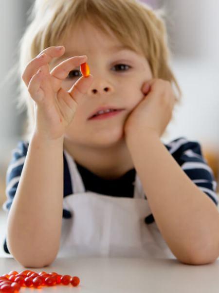 Criança pode tomar suplemento alimentar?